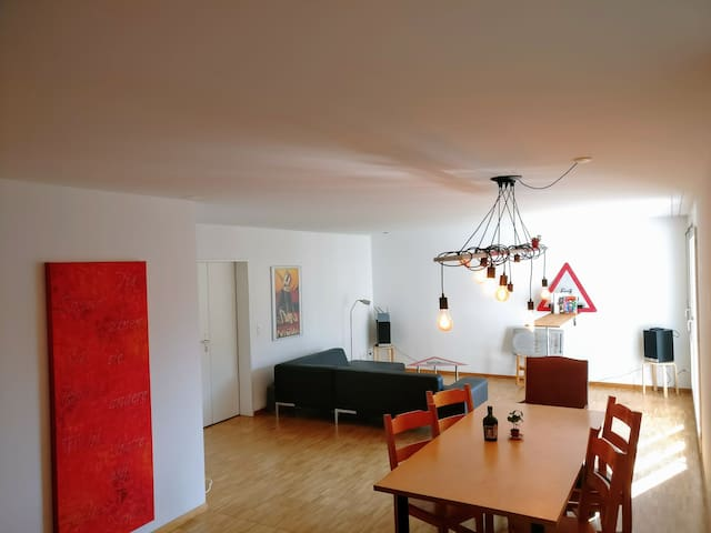 Clean, quiet and spacious apartment - Zurych - Apartament