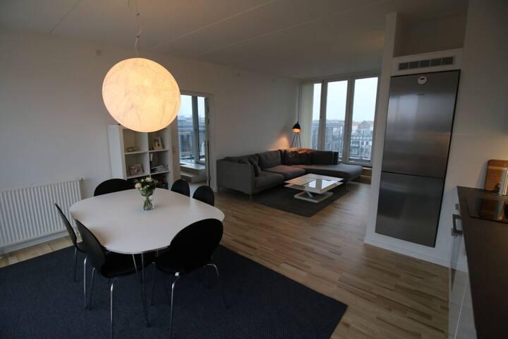 Penthouse / View / New / Islands Brygge - København - Apartment