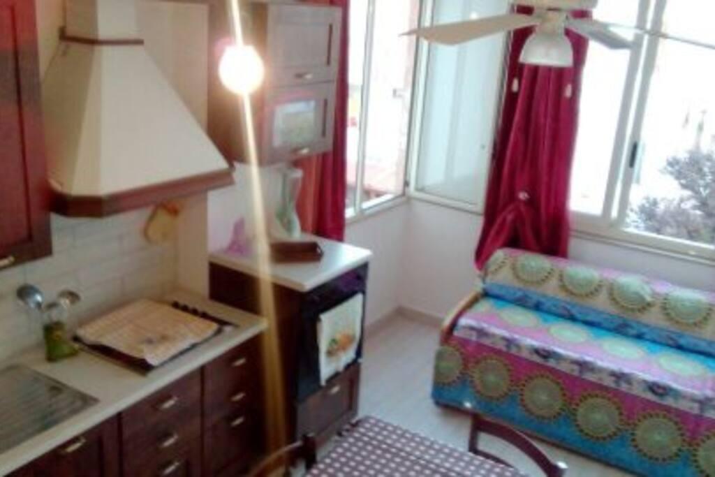 Maisonettowohnung im Kalabrischen Flair