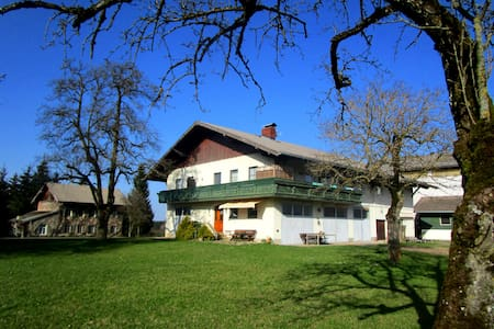 Holiday on a Farm - Obertrum - Apartemen