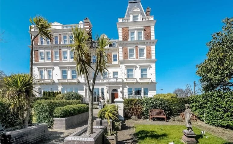 Elegant apartment in Royal Tunbridge Wells - Royal Tunbridge Wells - Appartement