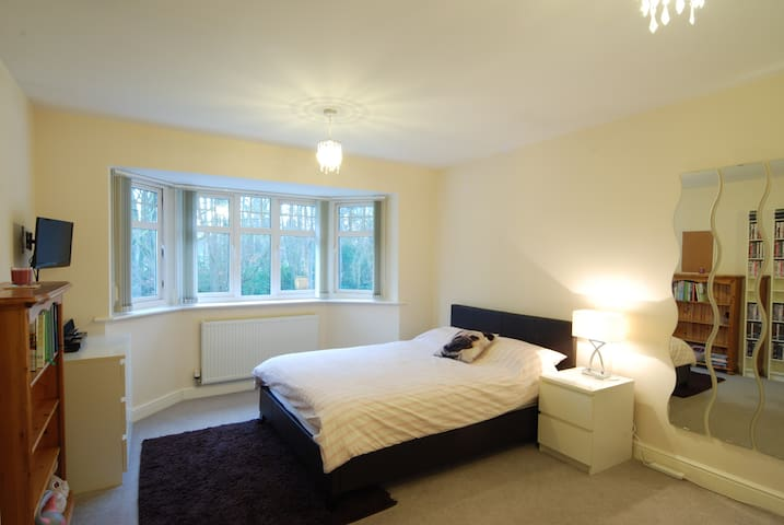 Double Room with En-Suite in Northop - Northop - House