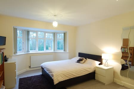 Double Room with En-Suite in Northop - Northop - Dom