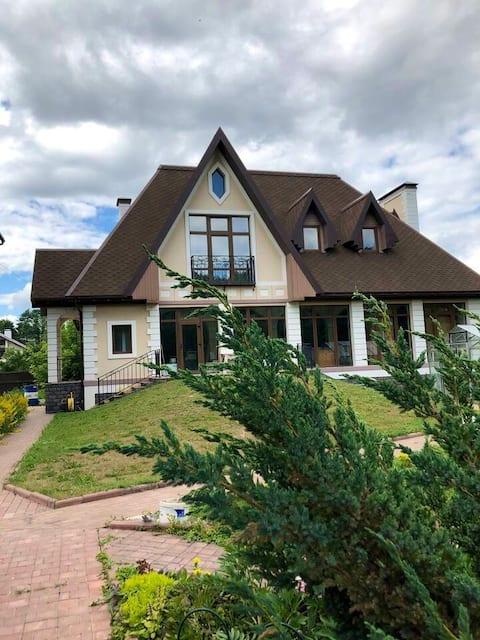 Гостевой Дом-лофт 140м2
