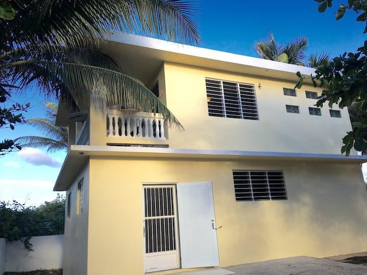 Casa Bella Beach Front paradise