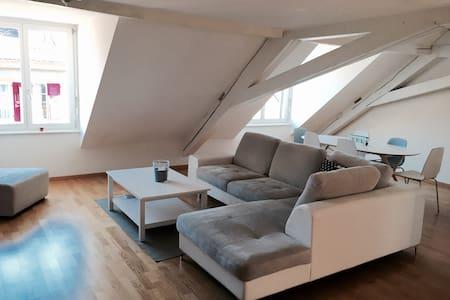 Au cœur du village - Boudry - Appartement