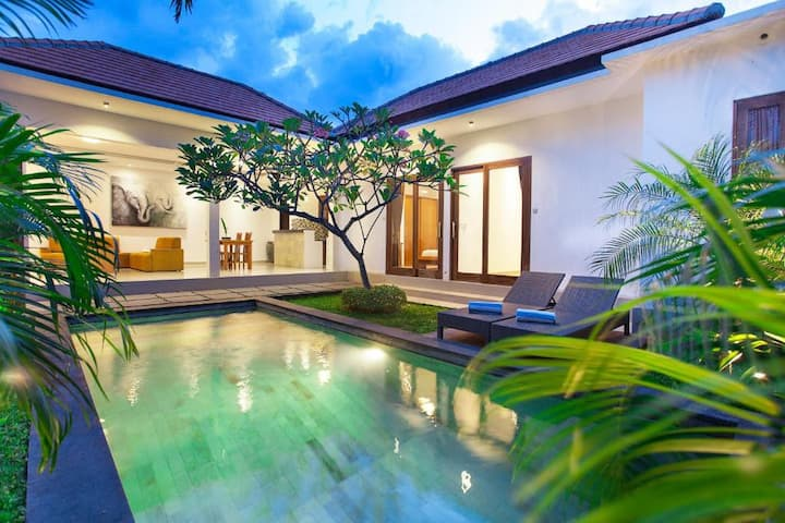 One Bedroom Private Pool in Seminyak