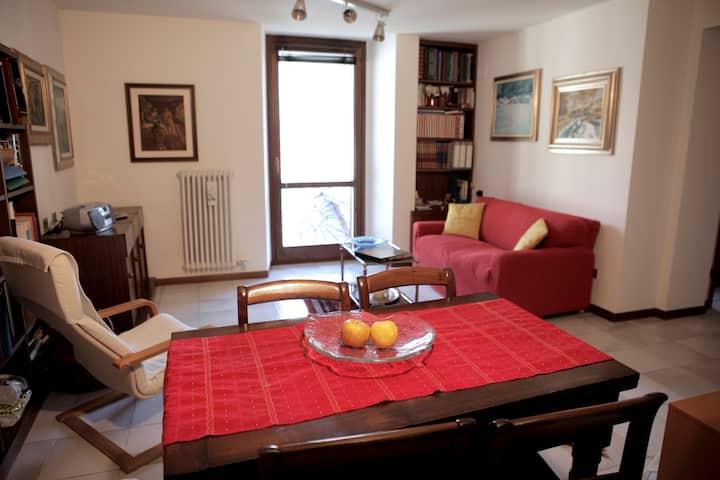 Appartamento nel cuore del centro storico di Aosta