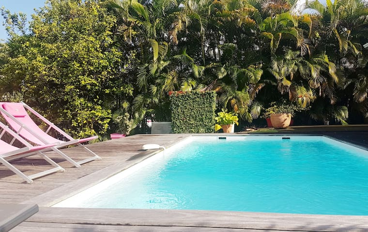 Cluny villa