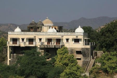 Bhavani Villa Danta A Home With A View