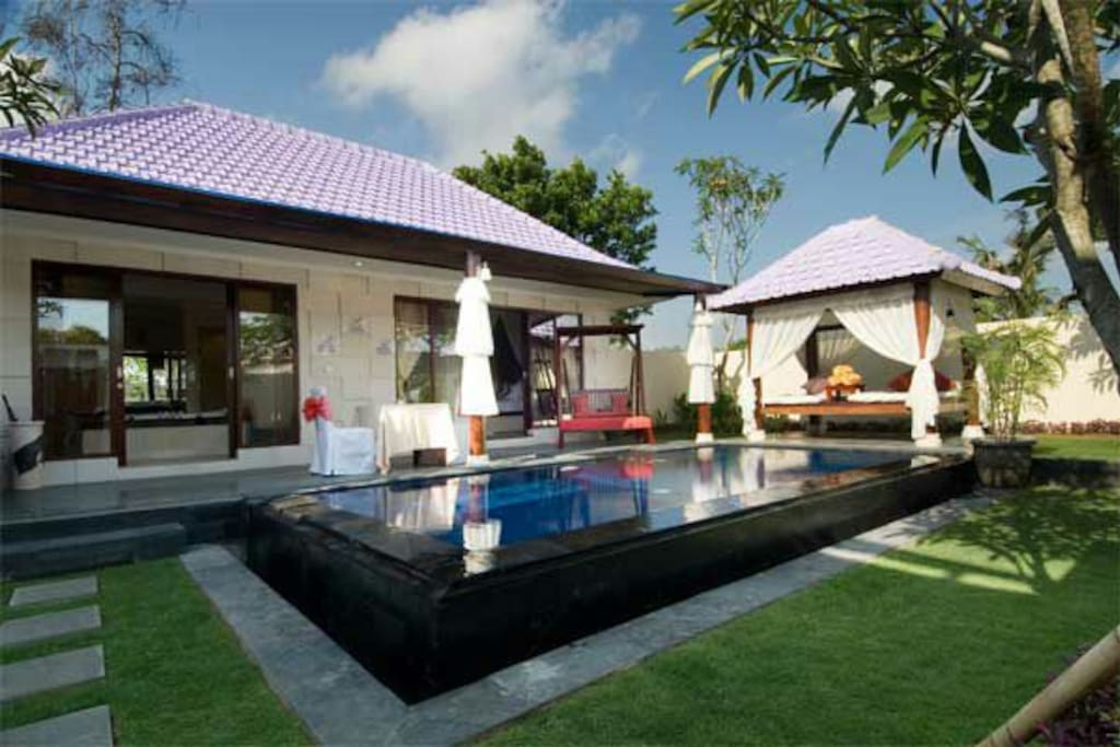 villa witn private pool
