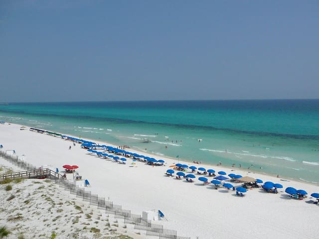 Beachview Bargin Studio - Fort Walton Beach - Apartment