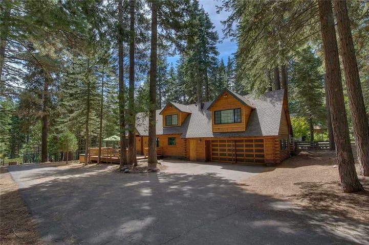 Sequoia Ranch - Log Cabin