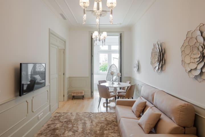 ✐ Cosy Luxury apartment + Parking