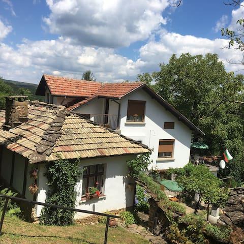Typical Balkan Villa - Shipchenite - Hus