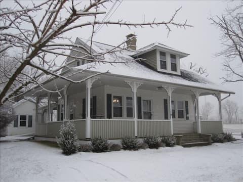 بيت مزرعة جريت سكيب كونتري