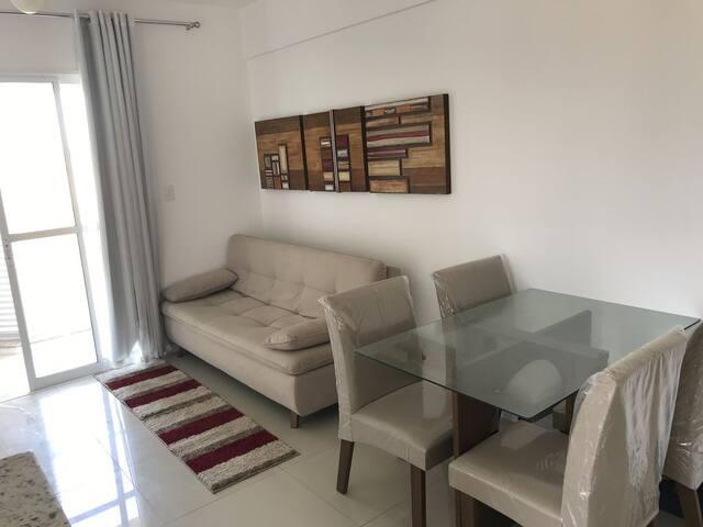 Apartamento Novinho à Beira Mar.