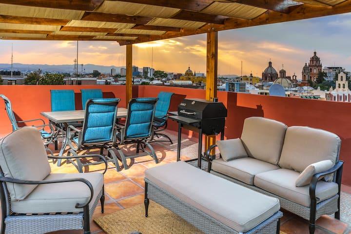 """Hermoso Loft """"Vive"""", en el centro de San Luis"""