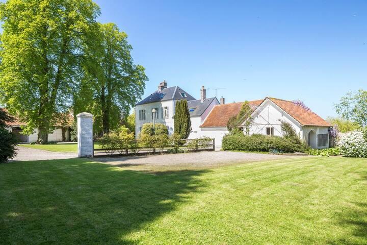 Le Manoir Nord at Hauts-de-France