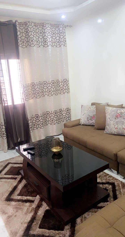 Magnifique et spacieux studio à  Sicap liberté 4