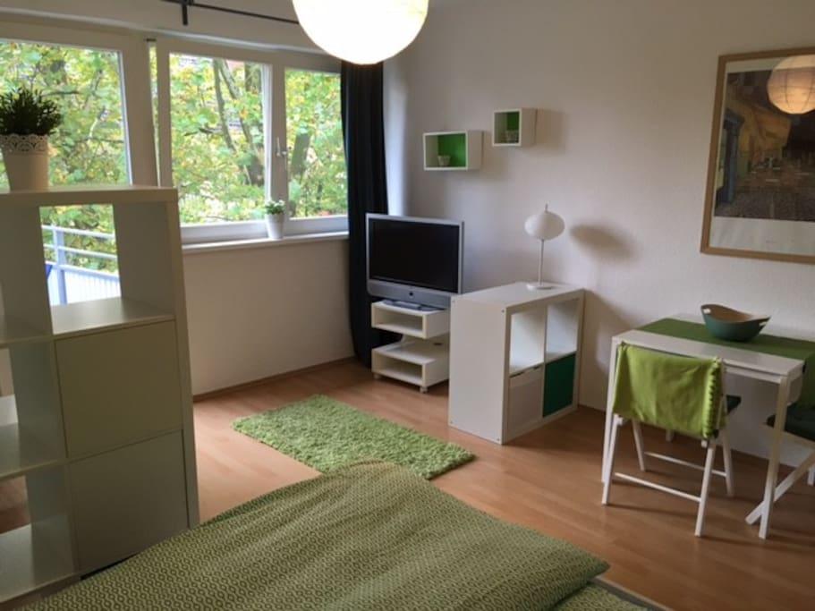 Das Zimmer/the room