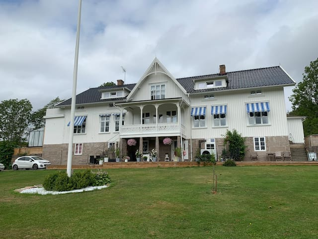Kville Bed and Breakfast Fjällbacka.