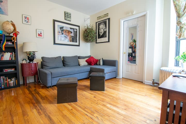 One Bedroom Apartment Near Prospect Park