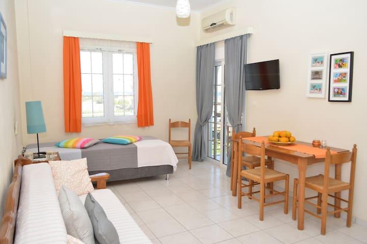 Comfy Apartment  ''Evrias''  in Leonidio, Plaka