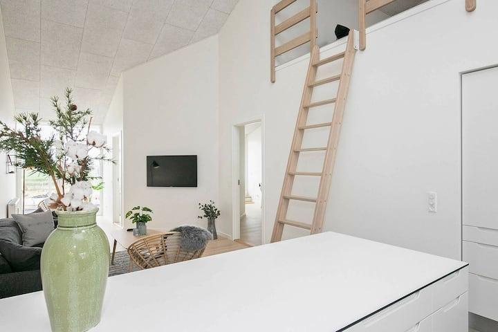 Spacious Apartment in Jutland with Sauna