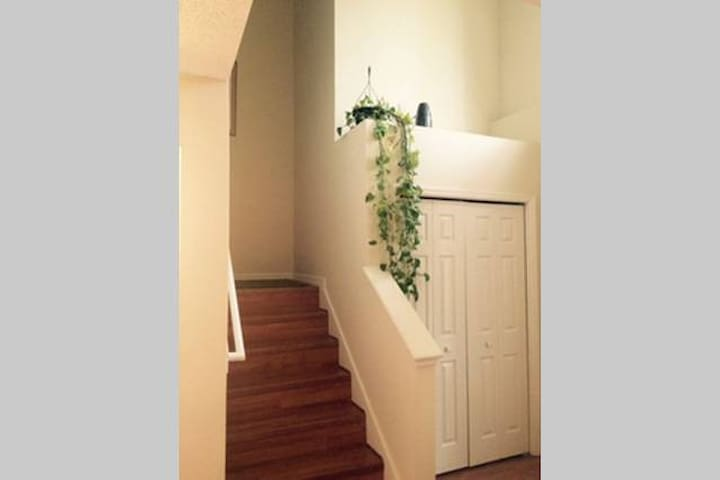 Twin Bed for rent in a confortable house # 3 - Orlando - Ev