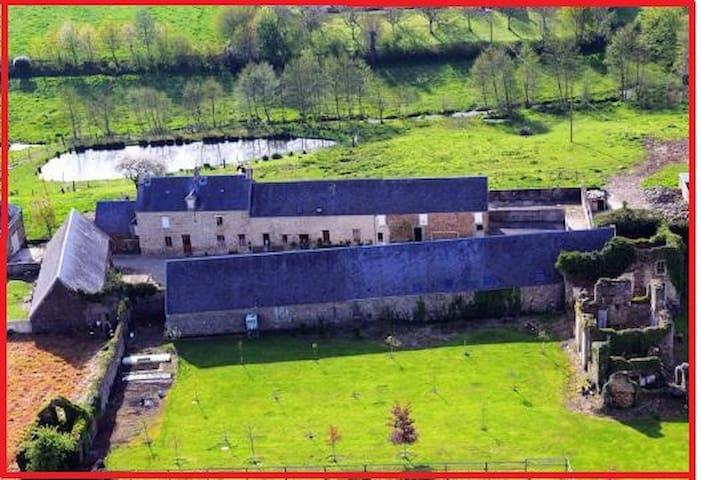 Gîte les Normandes pour  7 personnes à la campagne - Cahagnolles - Rumah