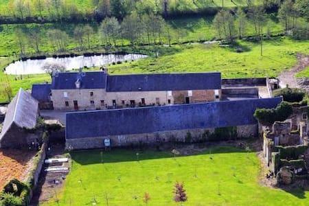 Gîte les Normandes pour  7 personnes à la campagne - Cahagnolles