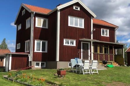 Stort boende på Sollerön i Mora!