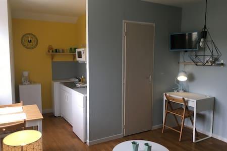 studio scandinave - Chaumont - Apartment