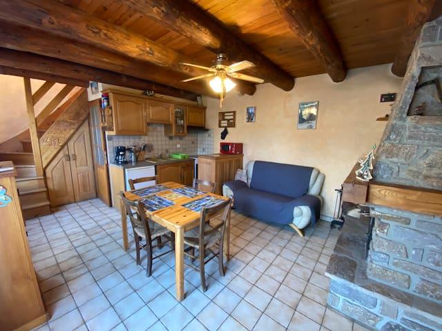 Unique Loudenvielle maison individuelle de charme