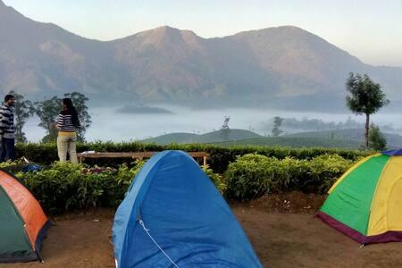 17 C Camping - Idukki