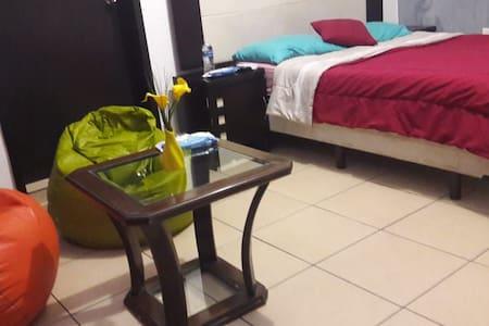 Alojamiento cómodo y con excelente ubicación.