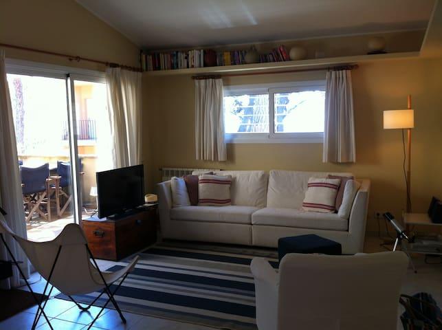 Casa/Apartamento a 50 mts de la playa.