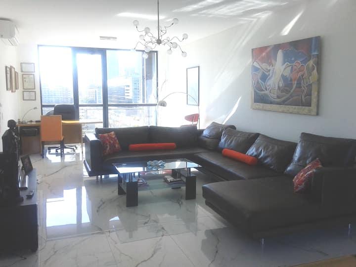 Espectacular 2 suites Puerto Madero