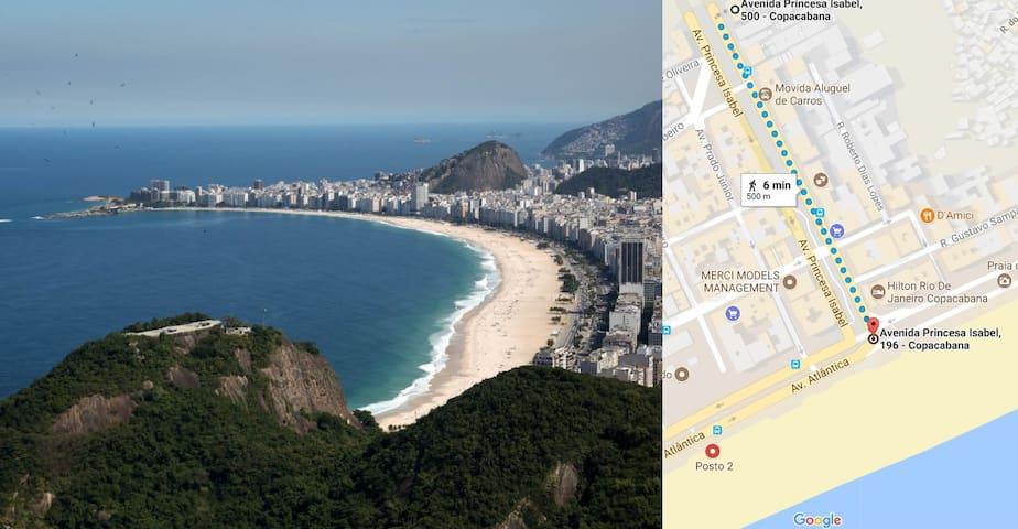 A melhor suíte privativa do Rio (recomendada)