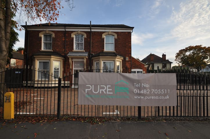 Pure Serviced Accommodation - From £40 Per Room