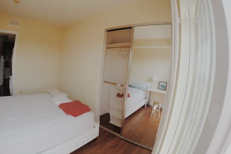 Cozy room 10 mins from the airport - Velyka Oleksandrivka
