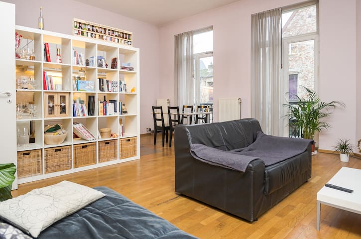 Cosy flat, heart of Brussels - Bruxelles - Apartment