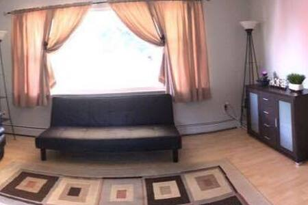 Basement,carpeted room 4 rent 5 mins walk to NSCC - Kentville - Maison
