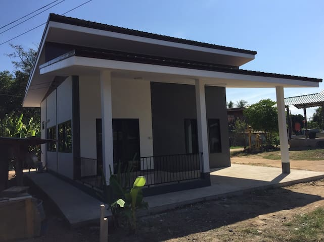 Private House For 2-5 People In Phitsanulok