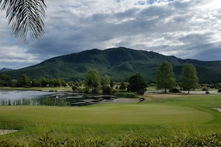 LUXURY GOLF AND BEACH RESORT- PAUANUI - Pauanui