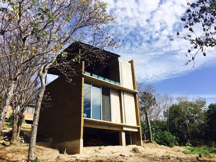 Beautiful Beach house at Salchi in Oaxaca.
