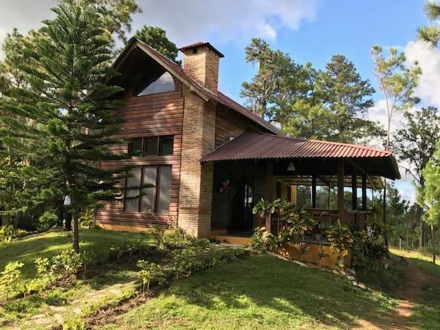 Villas (cabañas), rios chimeneas y mucho mas ... - CARRIZAL - Casa de vacances