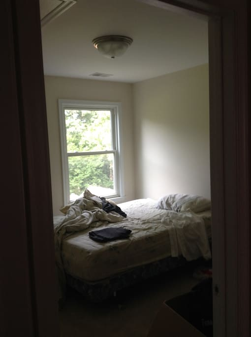 Upstairs guest bed room