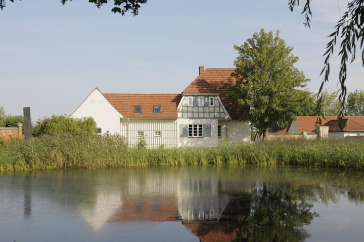 Forsthaus Lelkendorf / Ferienwohnung